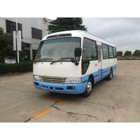 Quality Custom Made Coaster Minibus With CE , Tourist Passenger Cars wholesale