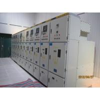 Quality High Voltage1250A GIS SF6 Gas Insulated Switchgear 33kV With Test Report wholesale