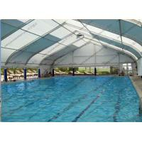 Buy cheap Swimming Outdoor Sports Tent Polygonal Tear Resistant Customized Design Available from wholesalers