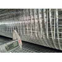 Quality 0.8 Mm Galvanized Welded Wire Mesh Rolls For Agriculture Protection wholesale