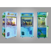 Quality Coin Operated Toy Arcade Claw Machine / Child Play Claw Machine wholesale