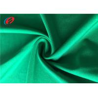 Quality 40D + 40D Yarn Count Stretch Polyester Spandex Fabric 85 Polyester 15 Spandex For Garment wholesale