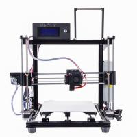 Quality Fastest Aluminum diy Desktop 3d printer machine , More Stable 3 dimensional Printer wholesale