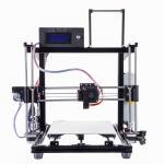 Quality Fastest Aluminum diy Desktop 3d printer machine , More Stable 3 dimensional Printer wholesale