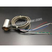Buy cheap Encapsulated Stainless Steel Armored Coil Heater With  Thermocouple J 230V 275W from wholesalers