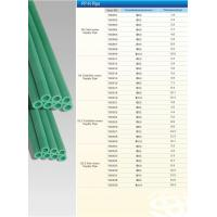 Buy cheap PPR PIPES PPR Pipes from wholesalers