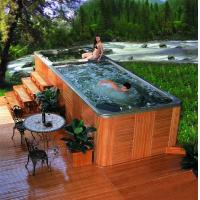 Quality Swimming spa khufu-8824spa wholesale