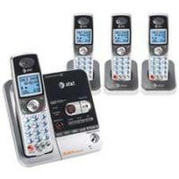 Quality AT&T See details AT&T TL72408 5.8 GHz Four Handset Cordless Telephone with Answering System and Caller ID wholesale
