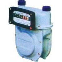 Fuel injection pump test bench gas meter