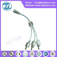 Quality A three 5521 dc waterproof cable, transparent soft article l wholesale