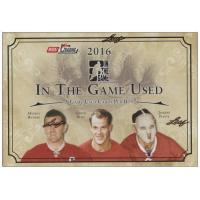 Quality 2015-16 Leaf In The Game Used (2016) Hockey Hobby Box wholesale