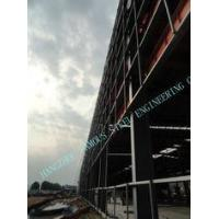 Quality Grade A572 / A36 90 X110 ASTM Industrial Steel Buildings Concrete Plants wholesale
