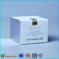 Quality Eye Cream Skincare Packaging Paper Box wholesale