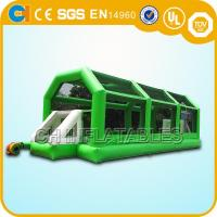 Quality Outdoor Inflatable Soccer Field wholesale