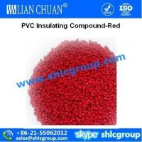 Quality PVC Insulating Compound-Red(ROHS) wholesale