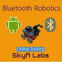 Online Courses Bluetooth Robotics Online Project based Course