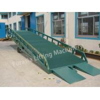 Quality Mobile Loading Ramp 6tons -15tons Mobile loading ramp wholesale