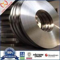 High Quality ASTM 381 GR1 Titanium Forged Ring For Chemical Industry