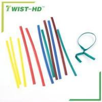 Plastic Twist Tie Plastic Covered Wire Ties