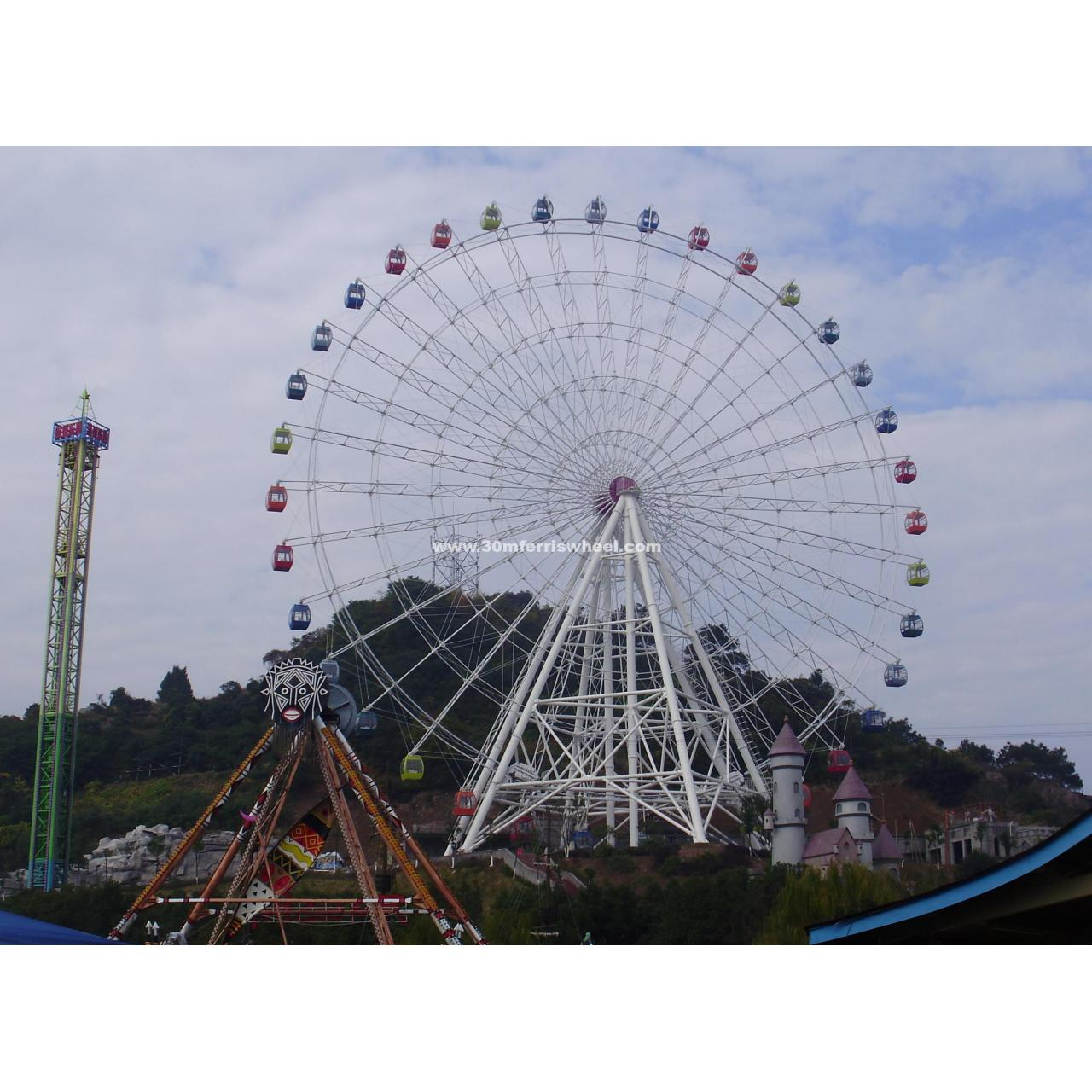 Ferris wheel Amusement park giant Ferris wheel for sale