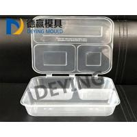 Multi-grid disposable lunch box mold
