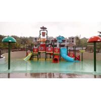Quality Jungle Theme Water Play Systems for Kids wholesale