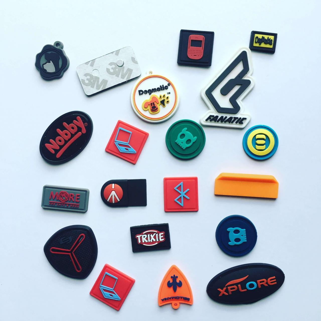 PVC Patches / Rubber Patches