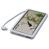 P101 Silk Painting power bank