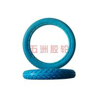 PU forklift wheel Product  FSL009 Foam Tyre
