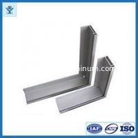 Quality Powder blasting 6063-T5 / T6 extruded aluminum framing for table edge wholesale