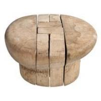 Antique Puzzle-Style Wood Hat Block Or Form