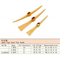 Quality Japan Type Steel Pick Heads wholesale