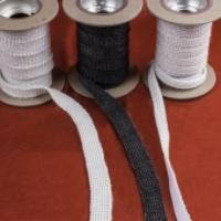 Thermoglass Knitted and Flat Knit Tapes