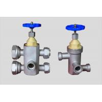 Three-way, five-way valve series