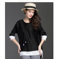 Quality Loose Seven-minute Sleeve T-shirt wholesale