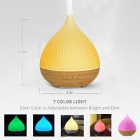 Quality Wooden Essential Oil Humidifier wholesale
