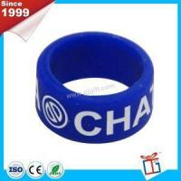 Silicone Gifts Custom Low Price Silicone Rings And Rubber Bracelets In Fast Production