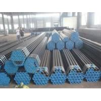 Quality 6 INCH schedule 40 Black MILD ALLOY CARBON ERW steel pipe price wholesale