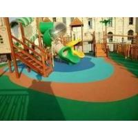 Quality Full pour EPDM athletics track surfacing for professional playground wholesale