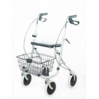Quality 4-Wheeled Steel Rollator wholesale