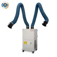 Quality Welding Fume Purifier Double Arms Welding Fume Purifier wholesale