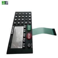Quality High Quality Embossing Keys Rubber Membrane Switch wholesale