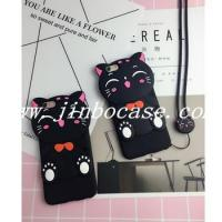 Quality Mobile phone accessories factory in china, Silicone Rubber Case for iPhone 7 7Plus wholesale