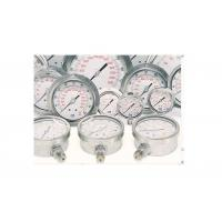 Quality Sysmtem components Ultra high pressure gauge wholesale