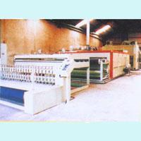 Quality Through-Air Oven, Shoulder Padding Machinery Equipment (Low Pollution) wholesale