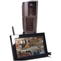 Quality Wireless Night Vision Oscillating Fan Hidden Camera w/ Quad LCD Receiver wholesale