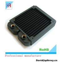 Quality High performance copper projector/machine liquid cooling radiator wholesale