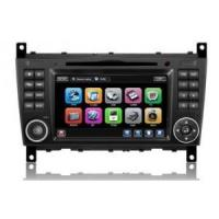 Buy cheap MEDECES C CLASS W203 CLK CAR DVD RADIO PLAYER from wholesalers