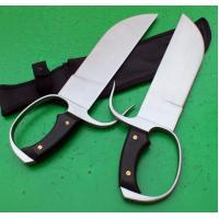 Quality Wing Chun Bart Cham Dao, Chinese Kungfu Training Butterfly Knives( 2pcs/set) wholesale