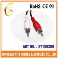 Quality audio cable harness for computer speaker wholesale